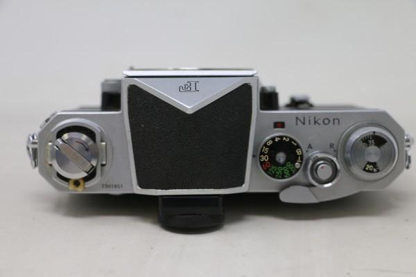 Nikon F ニコン ボディのみ 730万台 7301851(D2537)_画像3