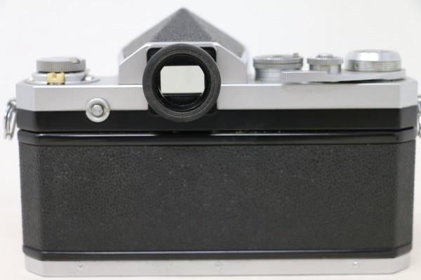 Nikon F ニコン ボディのみ 730万台 7301851(D2537)_画像5
