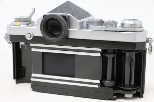 Nikon F ニコン ボディのみ 730万台 7301851(D2537)_画像8