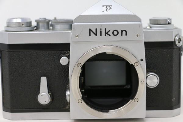 Nikon F ニコン ボディのみ 730万台 7301851(D2537)_画像2