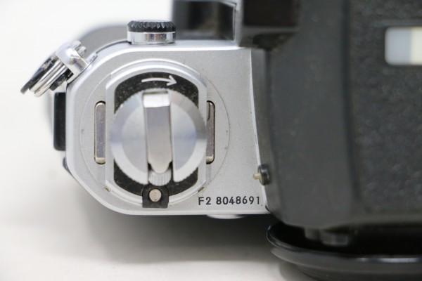 Nikon F2 AS ニコン カメラ ボディのみ 8048691(D2538)_画像4