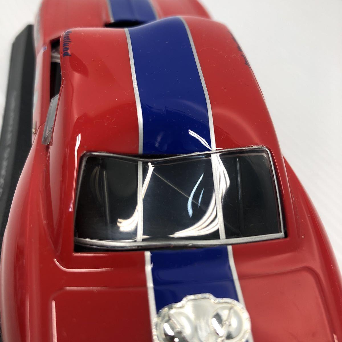 SCALEXTRIC スケーレックストリック Chevrolet CAMARO シボレー カマロ C2399 1969 NO6 スロットカー_画像8