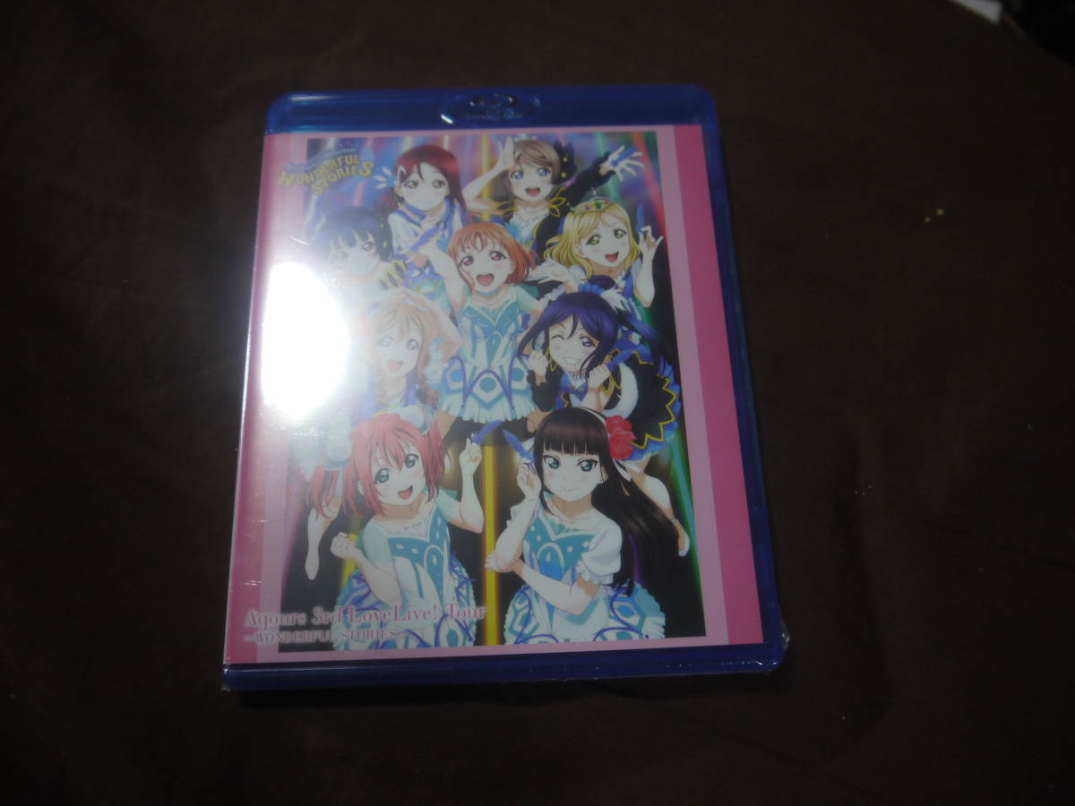 ラブライブ! サンシャイン!! Aqours 3rd LoveLive! Tour ~WONDERFUL STORIES~ Blu-ray Memorial BOX (完全生産限定) (特典なし)