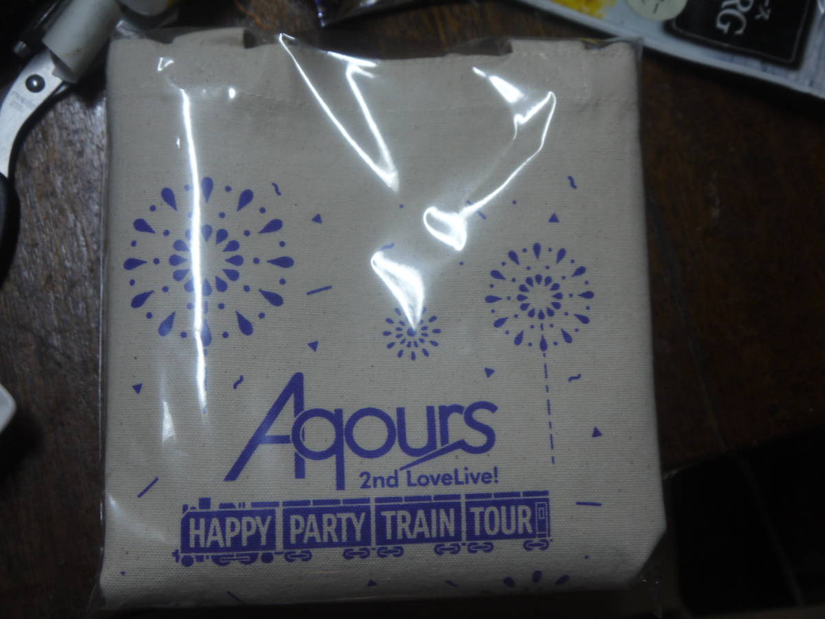 ラブライブ! サンシャイン!! Aqours 2nd LoveLive! HAPPY PARTY TRAIN TOUR Memorial BOX (A4トートバッグポスター付) [Blu-ray]_画像9