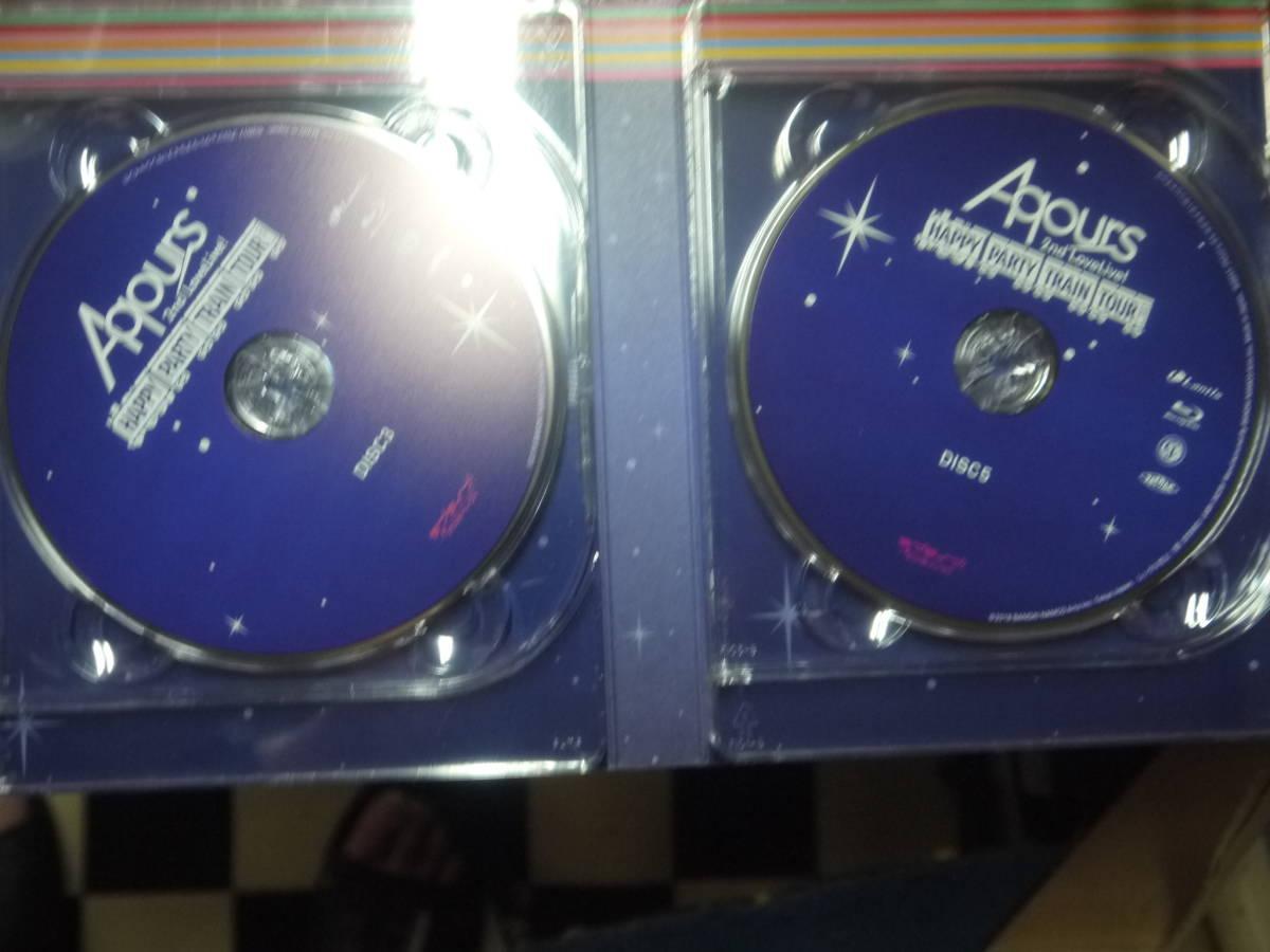 ラブライブ! サンシャイン!! Aqours 2nd LoveLive! HAPPY PARTY TRAIN TOUR Memorial BOX (A4トートバッグポスター付) [Blu-ray]_画像6