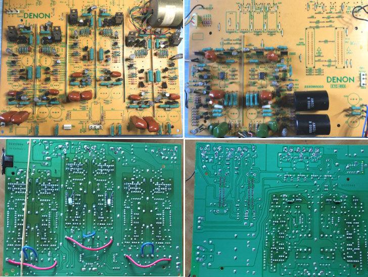 ★PRA-2000ZR徹底メンテナンスで音蘇る。更にチューンナップ_画像2