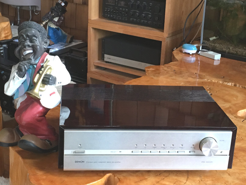 ★PRA-2000ZR徹底メンテナンスで音蘇る。更にチューンナップ