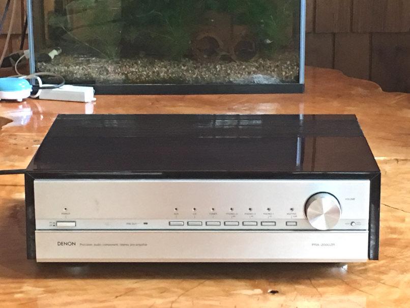 ★PRA-2000ZR徹底メンテナンスで音蘇る。更にチューンナップ_画像4