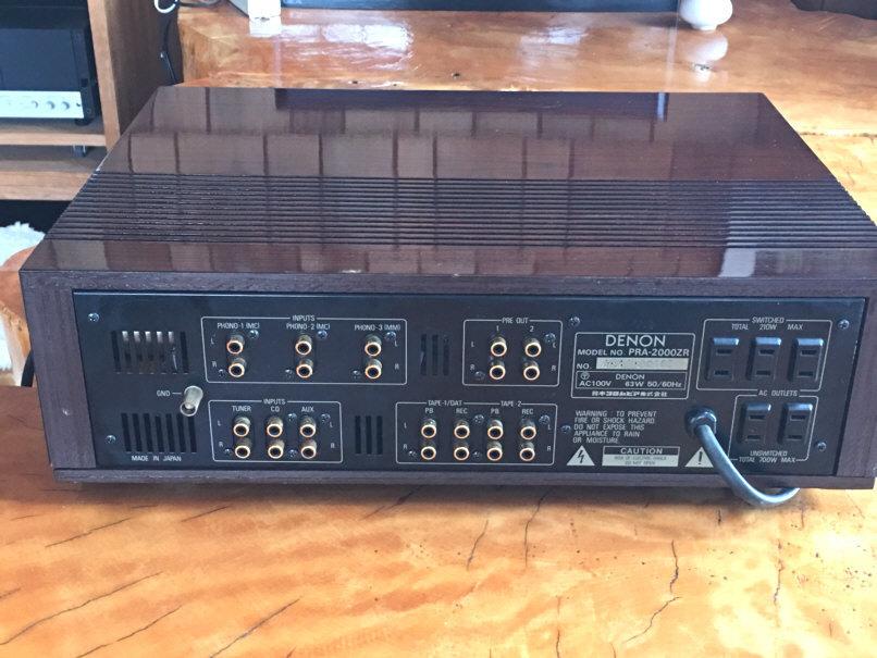 ★PRA-2000ZR徹底メンテナンスで音蘇る。更にチューンナップ_画像8