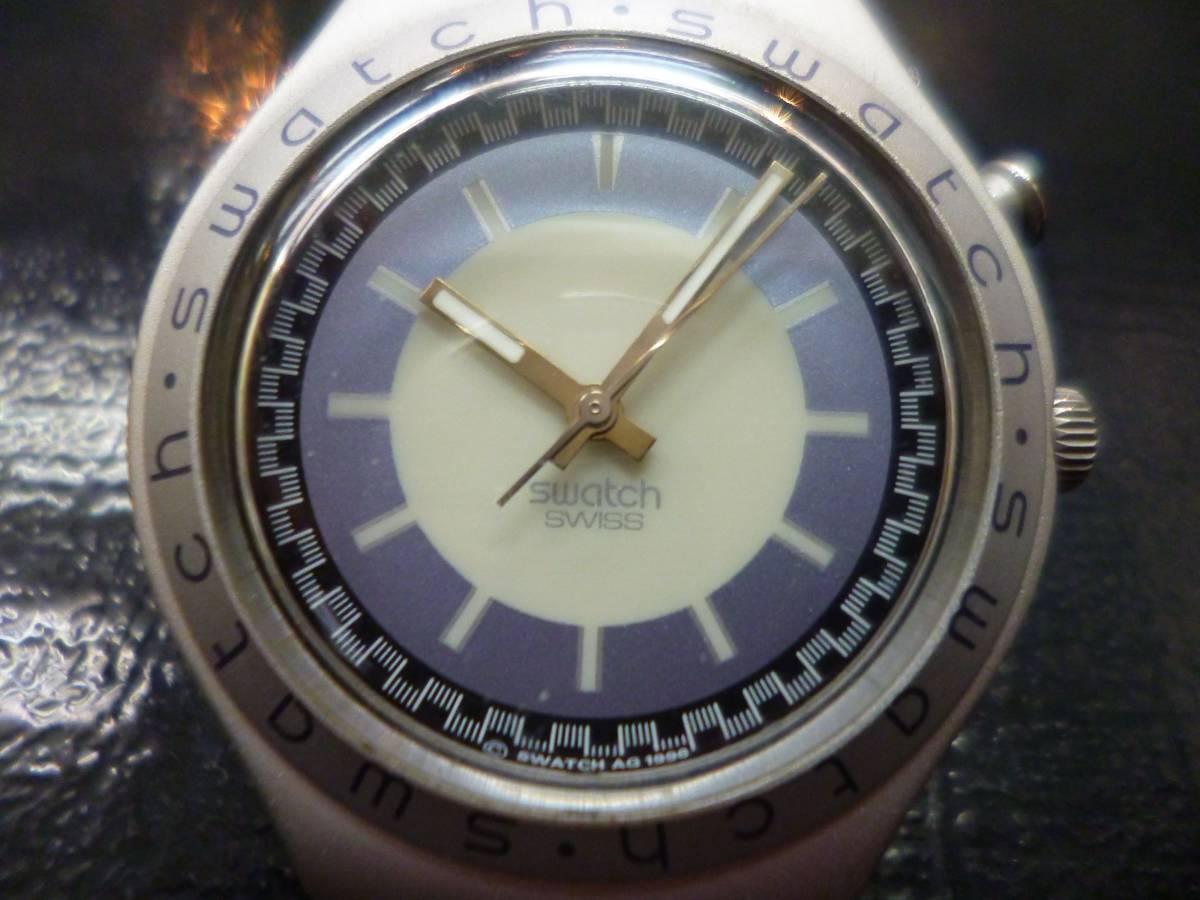 swatch スウォッチ IRONY 時計