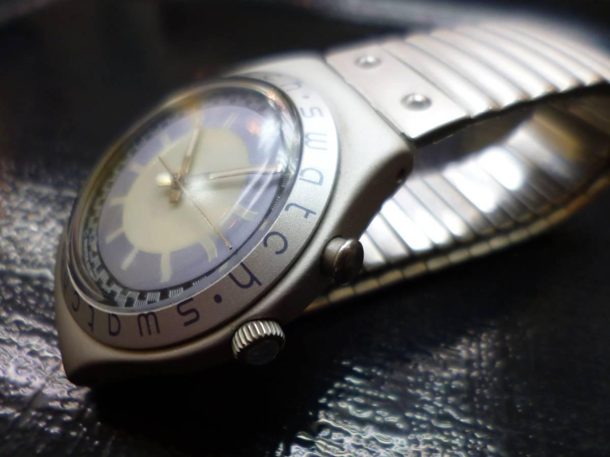 swatch スウォッチ IRONY 時計_画像2