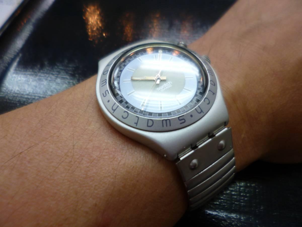 swatch スウォッチ IRONY 時計_画像4