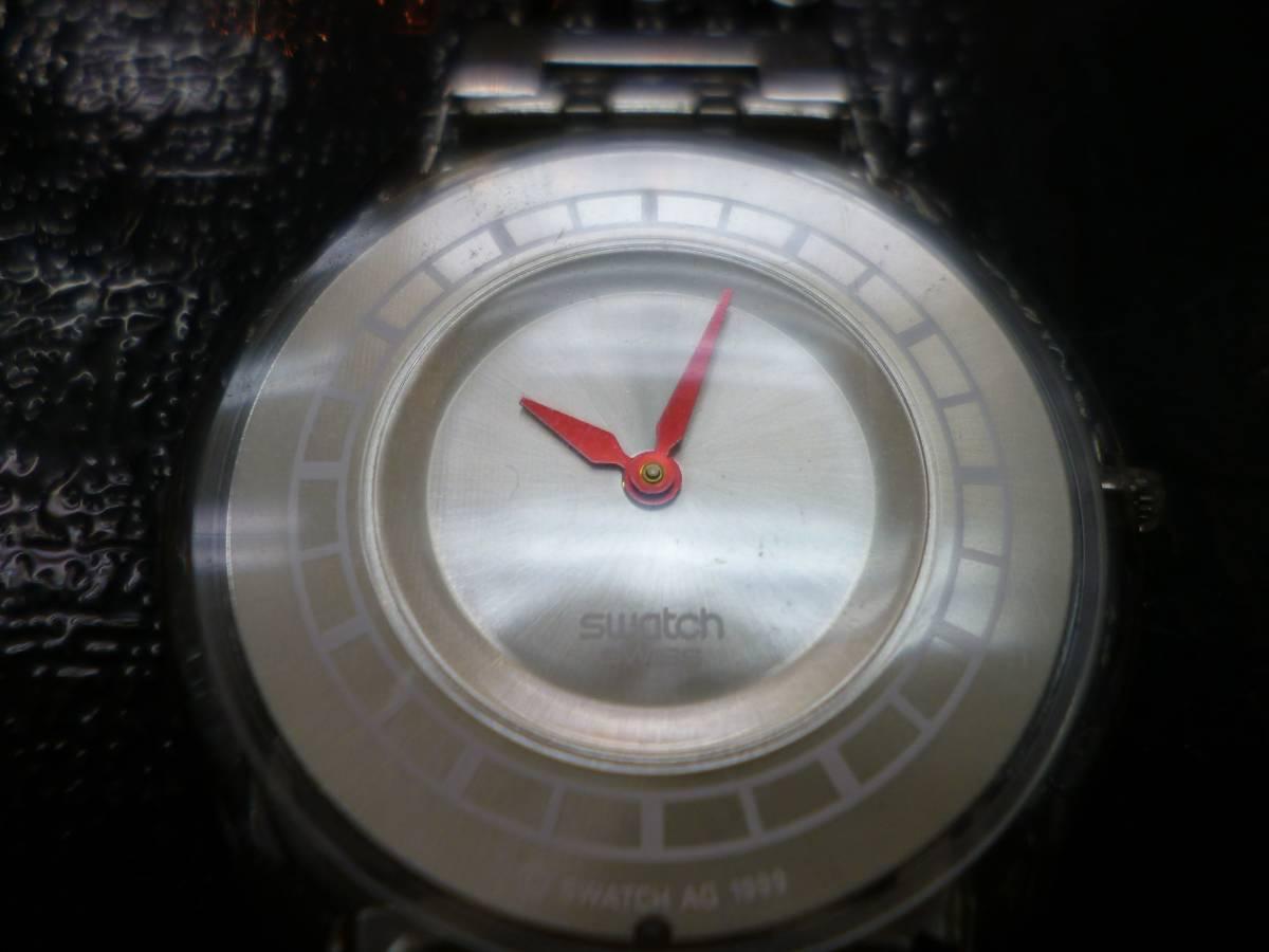 swtch スウォッチ 薄型 時計