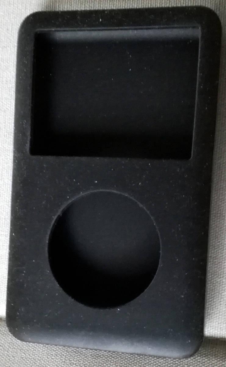 【バッテリー良好 40時間以上再生】Apple iPod classic 160GB MC297J(第7世代) ブラック 動作品 本体 + シリコンケース_画像8