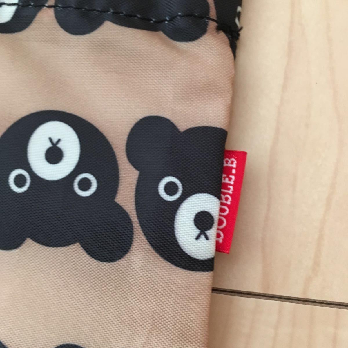 新品 ミキハウス トートバック 手提げバッグ お出かけバッグ エコバッグ 非売品 ノベルティ レッスンバッグ お買い物バッグ_画像2