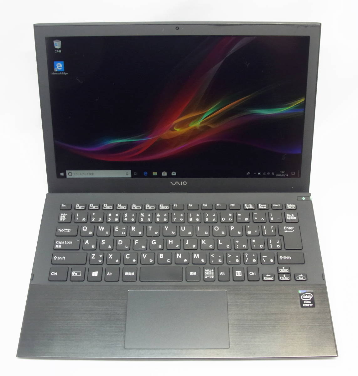 SONY VJP131B01N・第4世代 ・i7-4510U ・フルHD・新品SSD500GB・ メモリ8GB・ Windows10 ・Office 2019_画像2