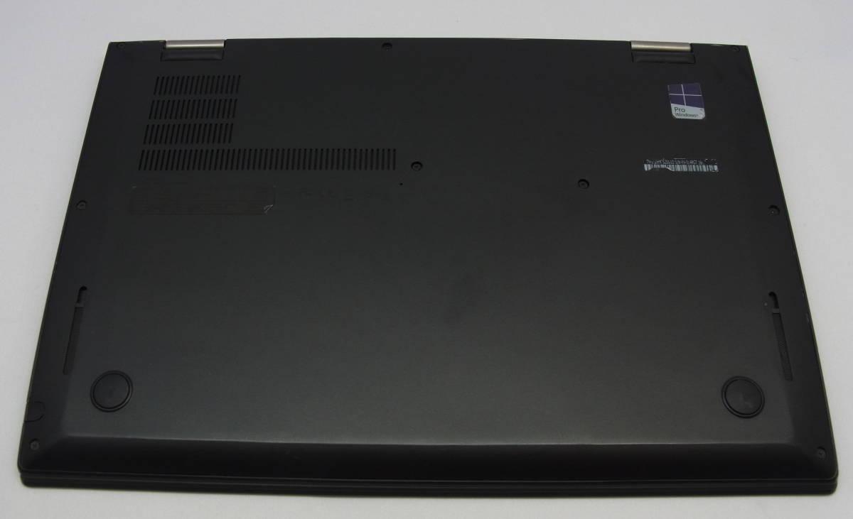ThinkPad X1 Yoga・第6世代・Core i7-6600U・WQHD ・新品SSD大容量 1TB・ メモリ容量16GB・Win 10 Pro ・Office 2016(未開封)_画像4