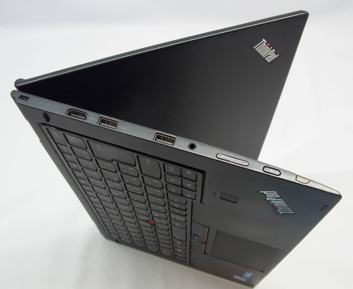 ThinkPad X1 Yoga・第6世代・Core i7-6600U・WQHD ・新品SSD大容量 1TB・ メモリ容量16GB・Win 10 Pro ・Office 2016(未開封)_画像7