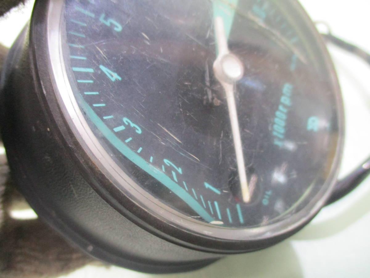 ホンダ CB750 K0 金型 縁なし タコメーター 砂メーター (検 砂型 K1_画像2