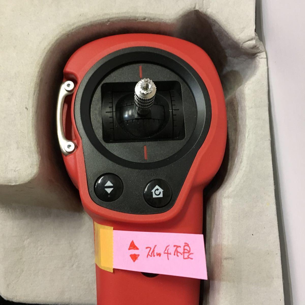 ジャンク品 【国内正規品】Parrot ドローン Bebop Drone + Skycontroller 1400万画素魚眼 8GB 内部フラッシュメモリー レッド_画像5