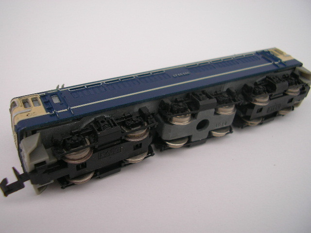 ☆(Nゲージ)KATO EF65 505 電気機関車_画像6