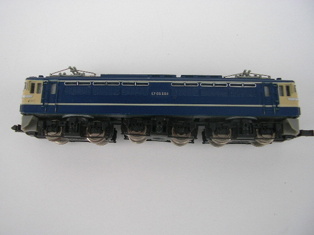 ☆(Nゲージ)KATO EF65 505 電気機関車_画像4