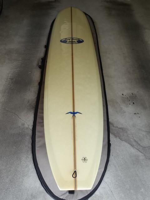 Donald Takayakma ドナルド タカヤマ 本人シェープ品 Model T 283cm位 HPD Hawaiian Pro Designs ハワイアンプロデザイン モデルT