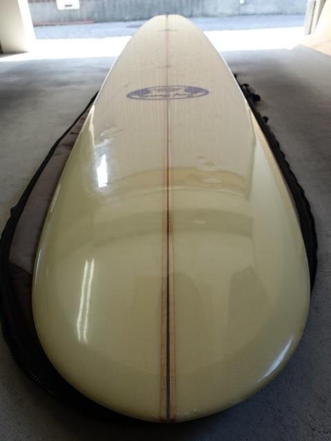 Donald Takayakma ドナルド タカヤマ 本人シェープ品 Model T 283cm位 HPD Hawaiian Pro Designs ハワイアンプロデザイン モデルT_画像5