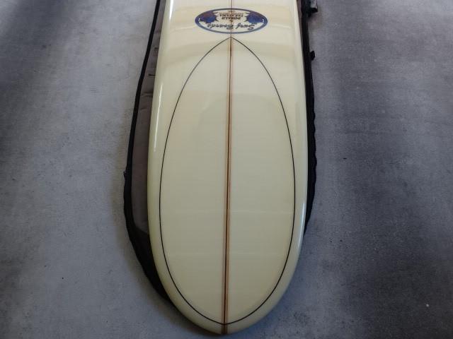 Donald Takayakma ドナルド タカヤマ 本人シェープ品 Model T 283cm位 HPD Hawaiian Pro Designs ハワイアンプロデザイン モデルT_画像10
