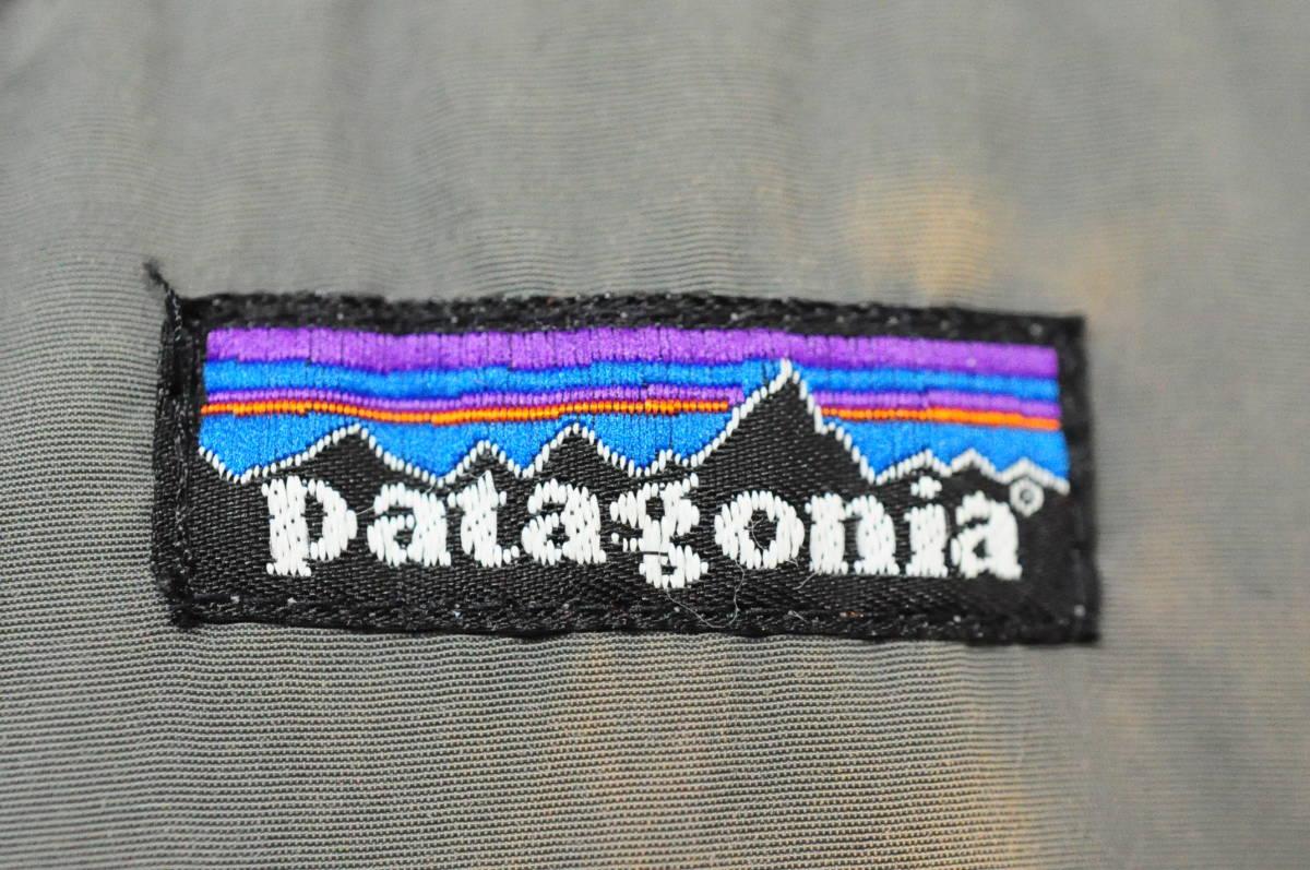 ◆1円~ patagonia パタゴニア レトロベスト RetroX ブラック 黒 MENS S 日本M位/887 クラシックレトロカーディガン Tシャツ_画像4