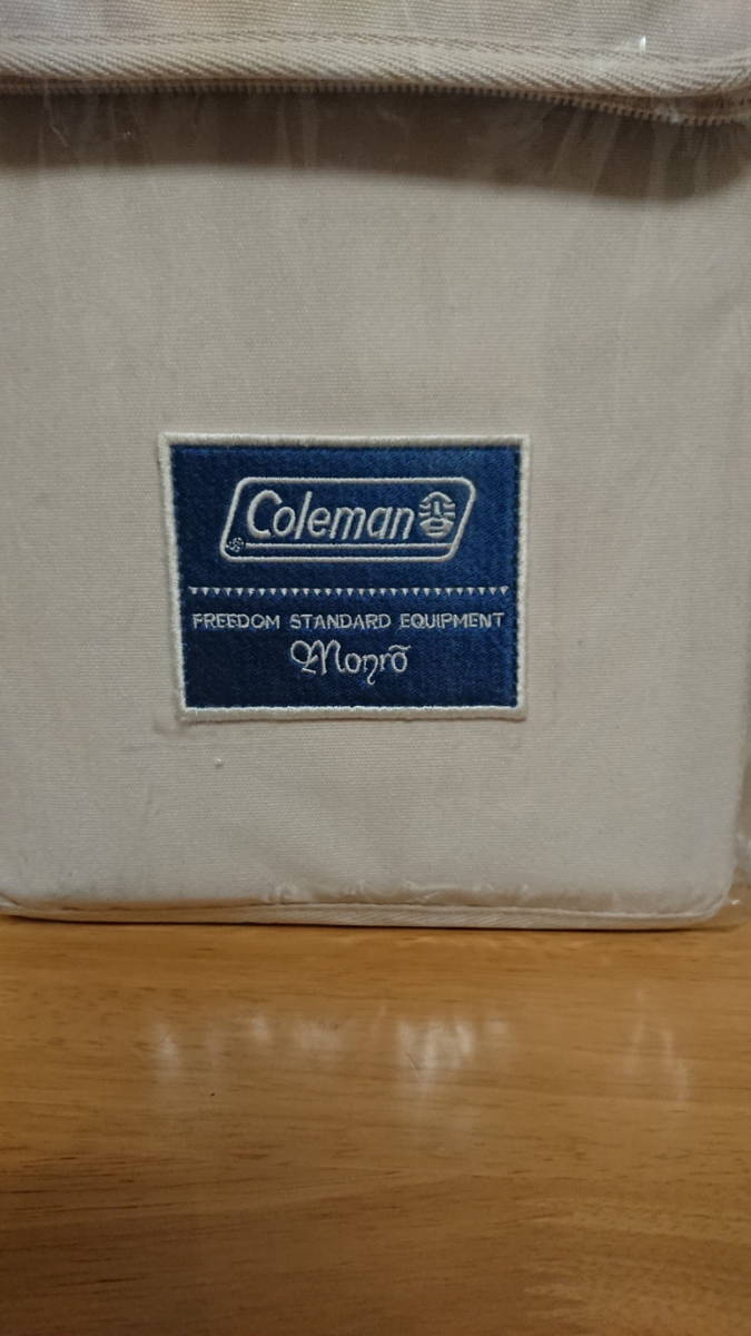 【新品】コールマン ソフトランタンケース(アイボリー) 19051402