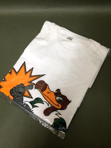 ♪【レア】読売ヴェルディ Tシャツ 半袖 初期JリーグSサイズ 白_画像3