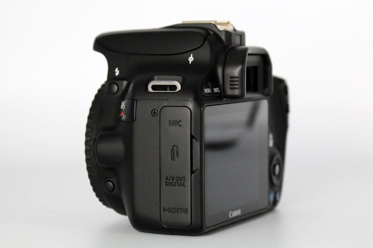 【S数2100回の美品★大手量販店長期保証残有】Canon EOS Kiss X7 ダブルズームキット EF-S18-55mm IS STM & 55-250mm IS Ⅱ レンズポーチ付_画像6