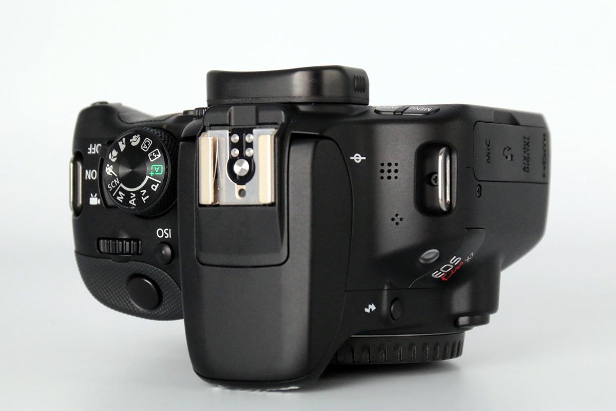 【S数2100回の美品★大手量販店長期保証残有】Canon EOS Kiss X7 ダブルズームキット EF-S18-55mm IS STM & 55-250mm IS Ⅱ レンズポーチ付_画像7