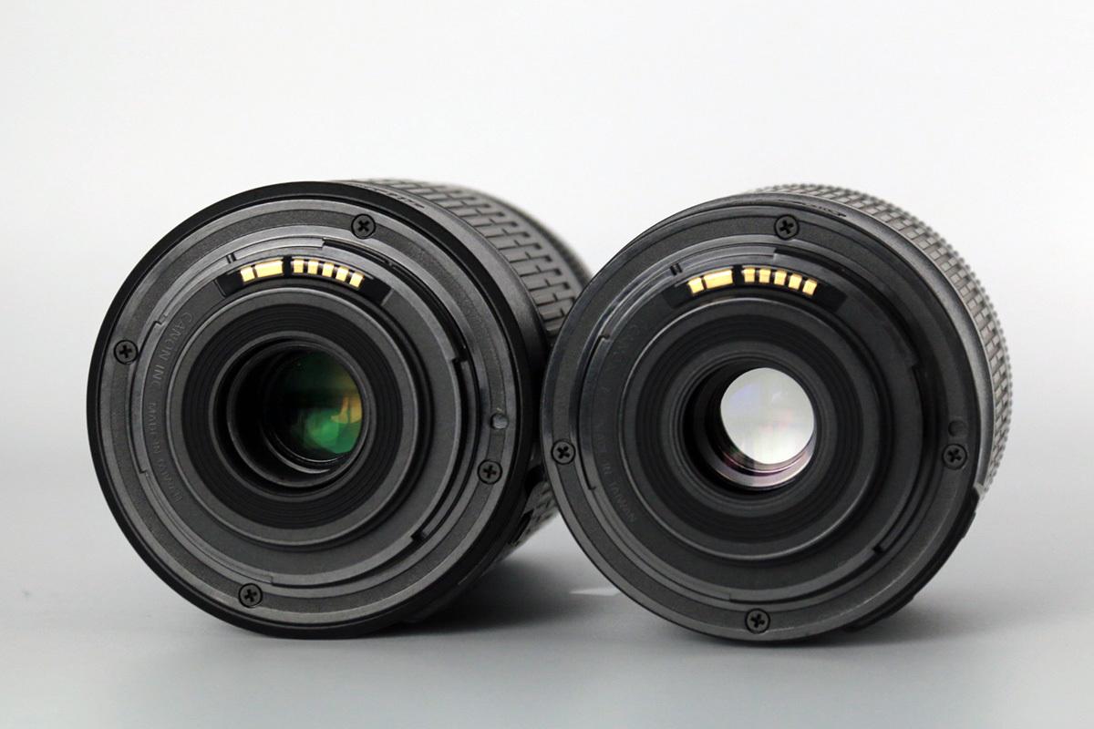 【S数2100回の美品★大手量販店長期保証残有】Canon EOS Kiss X7 ダブルズームキット EF-S18-55mm IS STM & 55-250mm IS Ⅱ レンズポーチ付_画像10