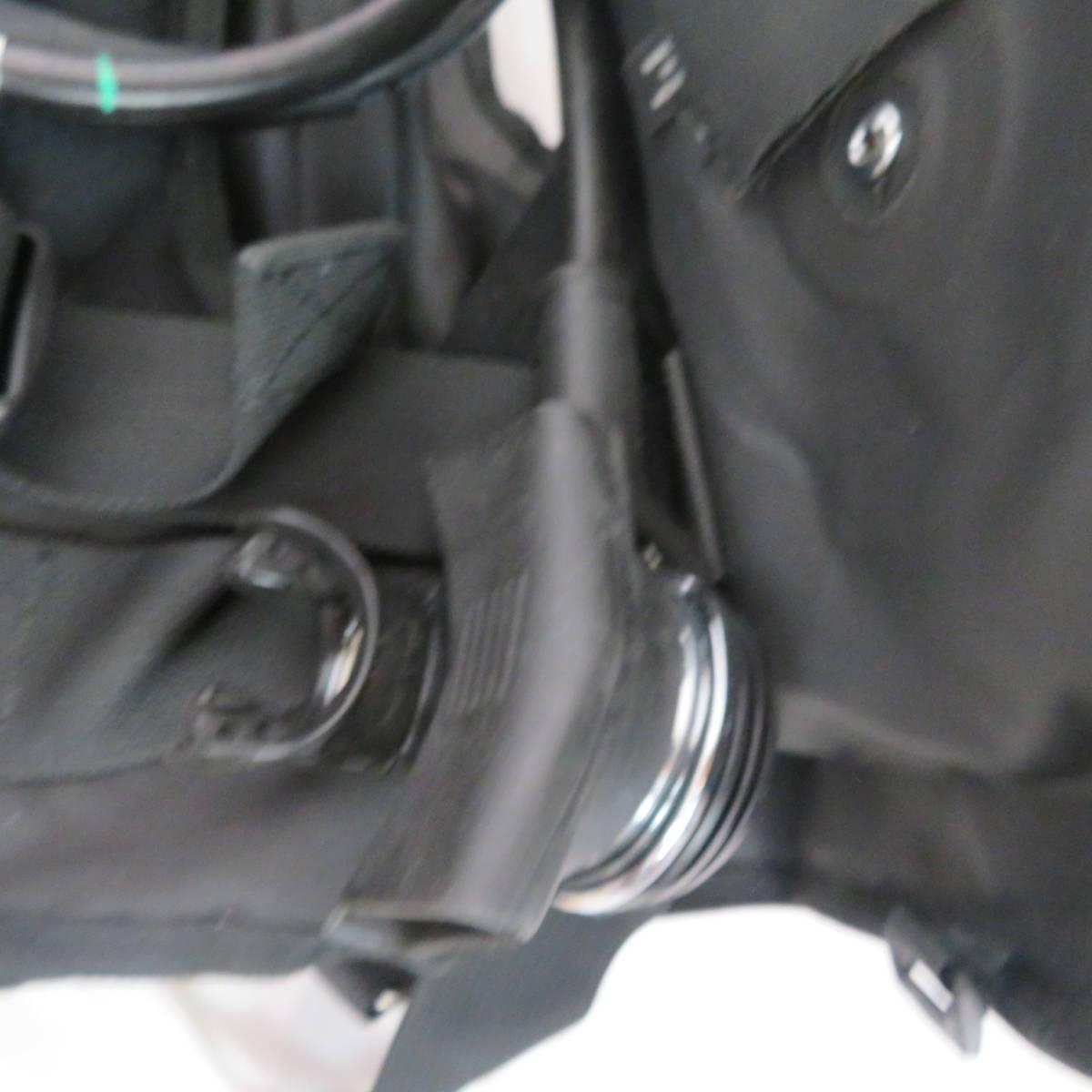 (30-1148) SCUBAPRO スキューバプロ CLASSIC クラシック ジャケット Sサイズ 中古品 動作未確認 _画像7