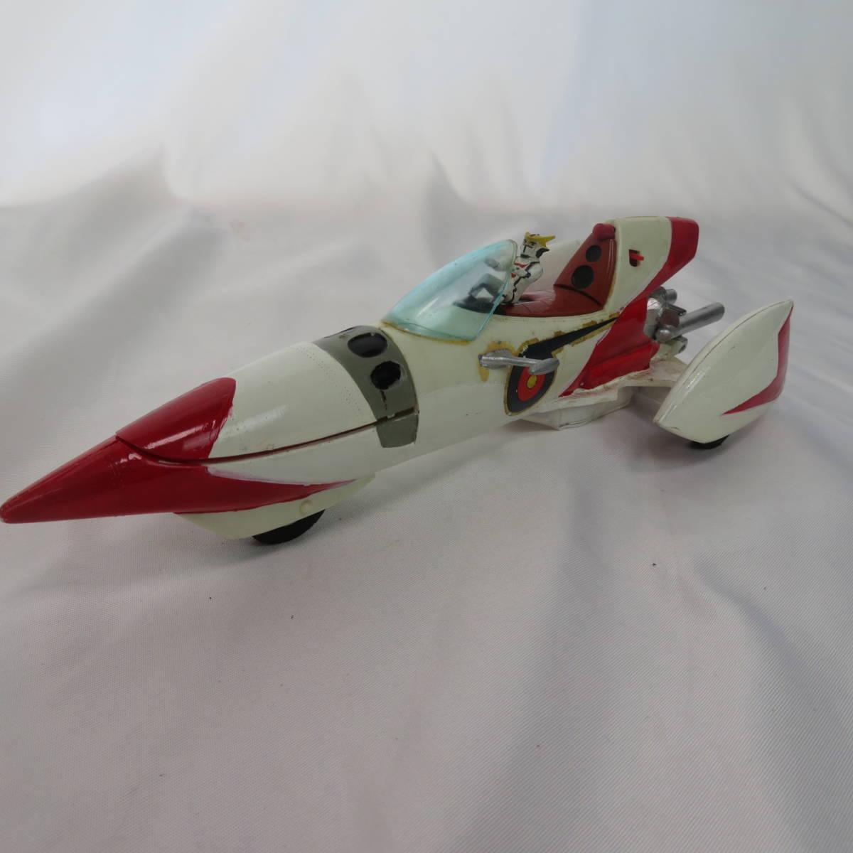 【レトロおもちゃ】タツノコプロ フレンダーカー タツノコランド 新造人間キャシャーン 1973 ジャンク品