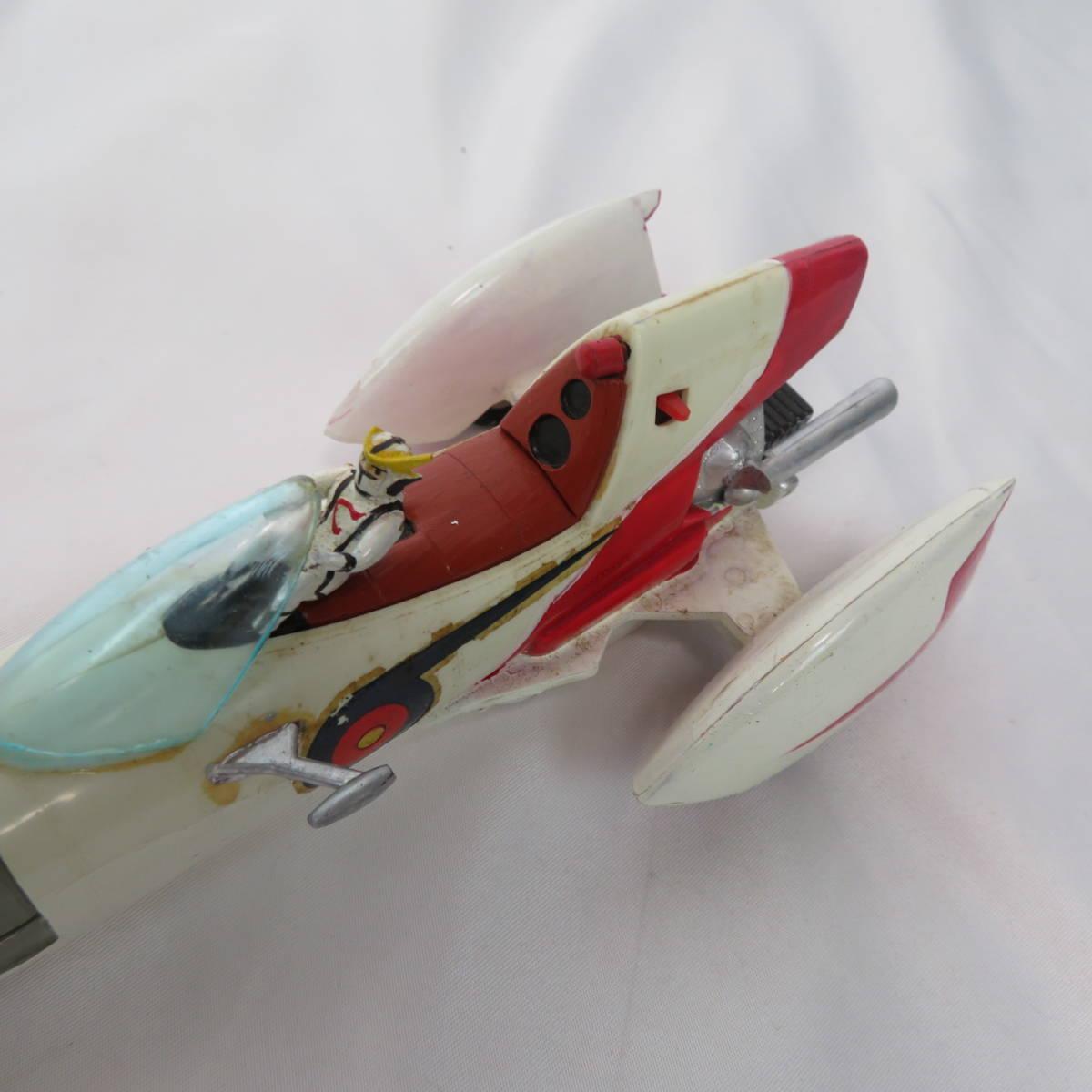 【レトロおもちゃ】タツノコプロ フレンダーカー タツノコランド 新造人間キャシャーン 1973 ジャンク品 _画像2