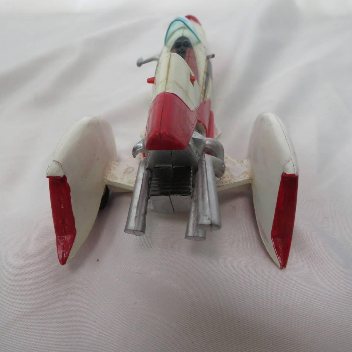【レトロおもちゃ】タツノコプロ フレンダーカー タツノコランド 新造人間キャシャーン 1973 ジャンク品 _画像7