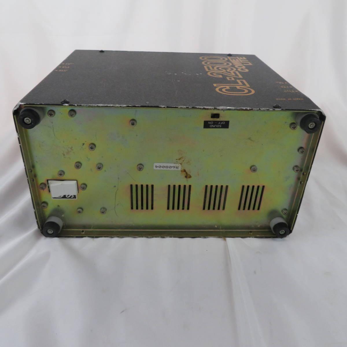 コメット CL-2500 ストロボ 業務用 動作未確認(20-1092)_画像9