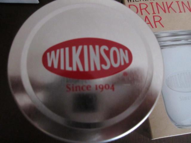 アサヒ飲料 ウイルキンソン ドリンクジャー 非売品 _画像3