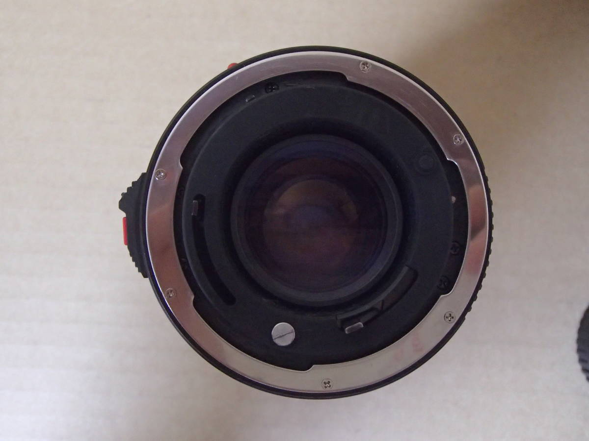 ★☆【美品】canon/キャノン カメラ A-1 AV-1 レンズシグマ製75-200mm canon FD 50mm1:2 50mm1:1.8 ストロボ等セット品多数☆★_画像7