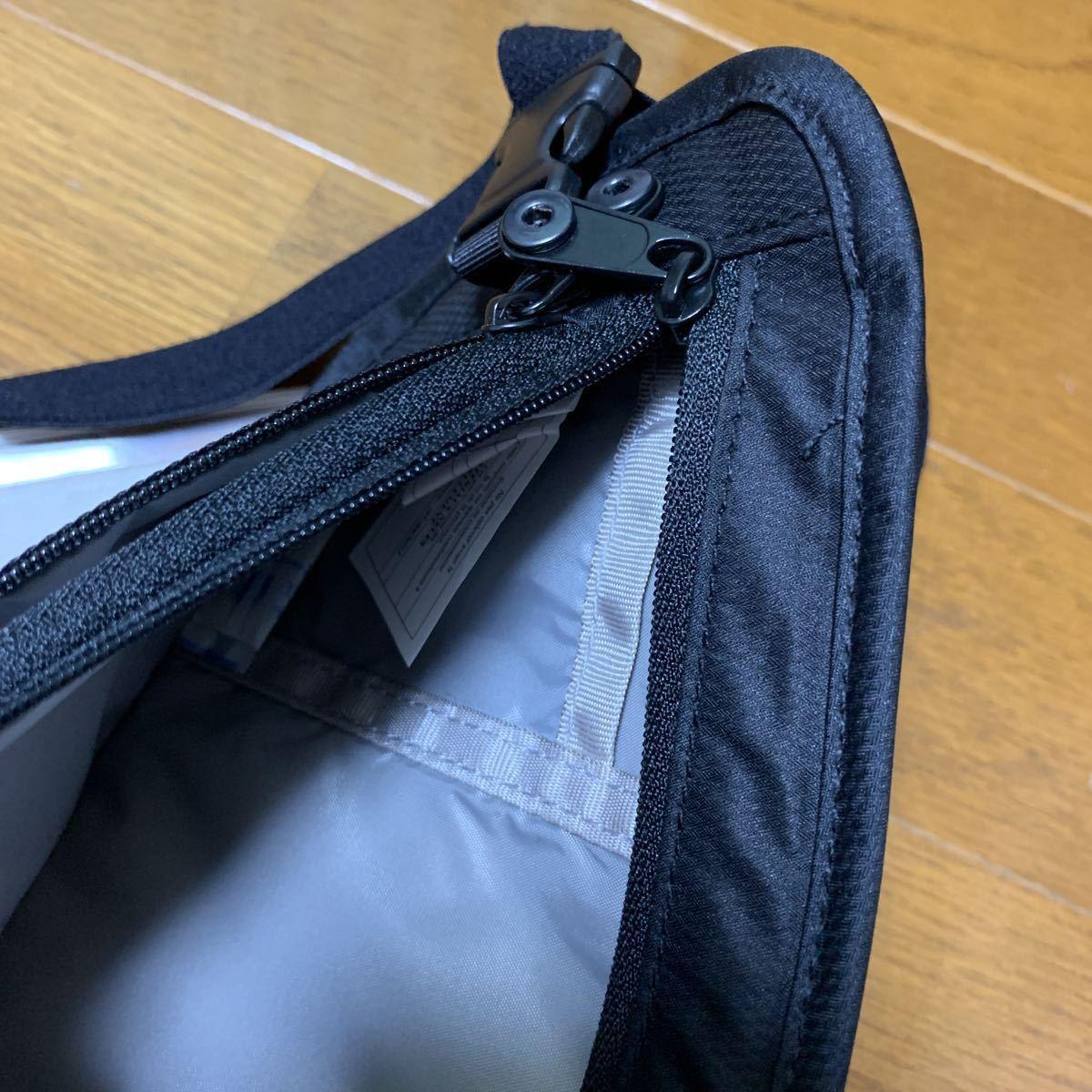 パックセーフ セキュリティポーチ シークレットベルト 旅行用品 防犯用品_画像5