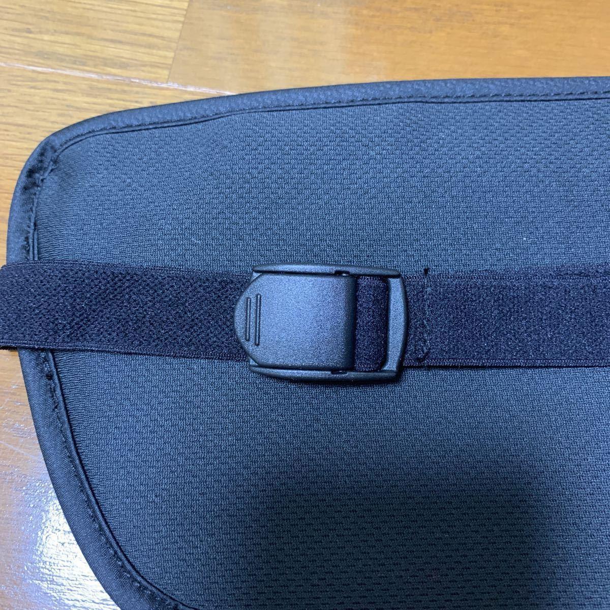 パックセーフ セキュリティポーチ シークレットベルト 旅行用品 防犯用品_画像4