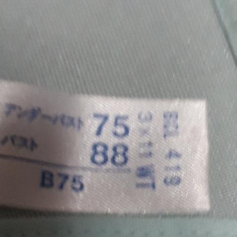 Wacoal ワコール B75ブラジャー 補正_画像3