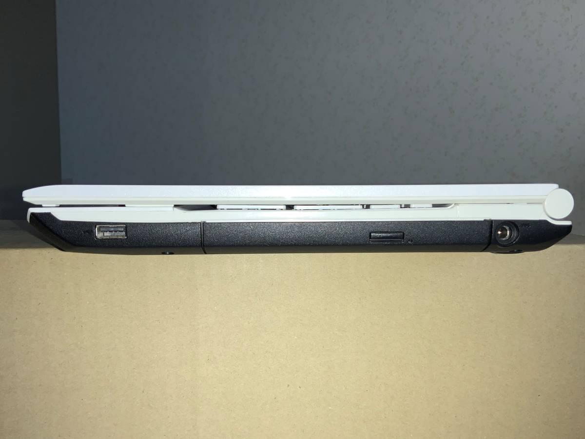 FUJITSU LIFEBOOK AH47/J Core i7 3632QM 2.2GHz メモリ 4GB HDD 750GB_画像2
