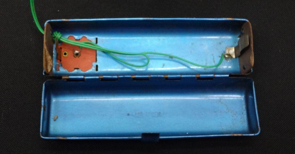 希少 電動リモコンプラモデル 「ギララ」 当時物 完全ジャンク品_画像8