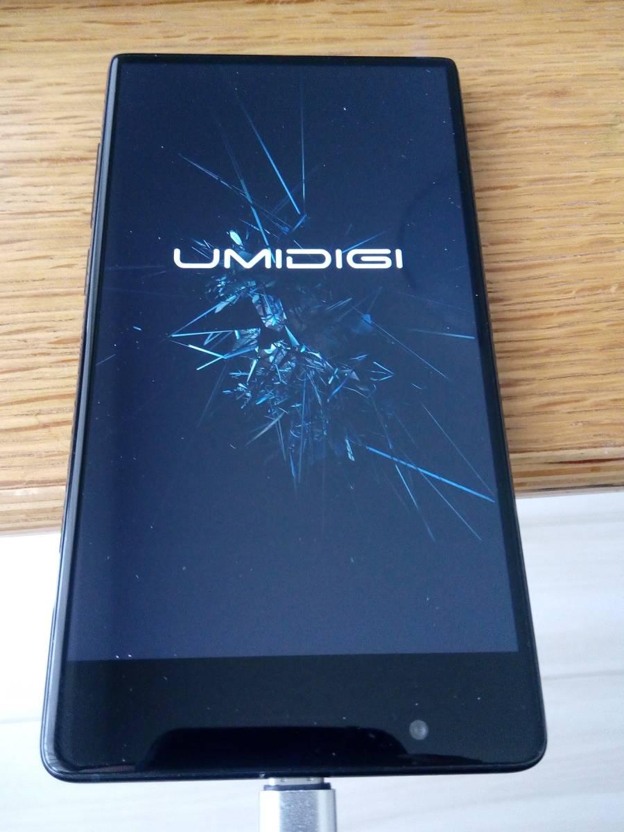 UMIDIGI Crystal RAM4GB + ROM64GB 5.5インチ フルHD1920x1080 日本語可