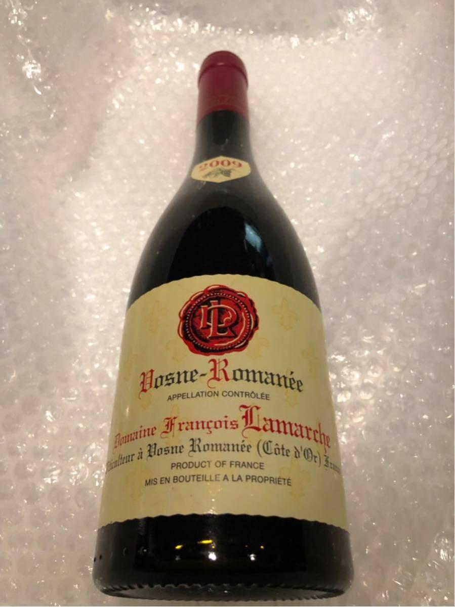 フランソワ ラマルシュ 2009 ヴーヌ ロマネ 750ml 赤ワイン
