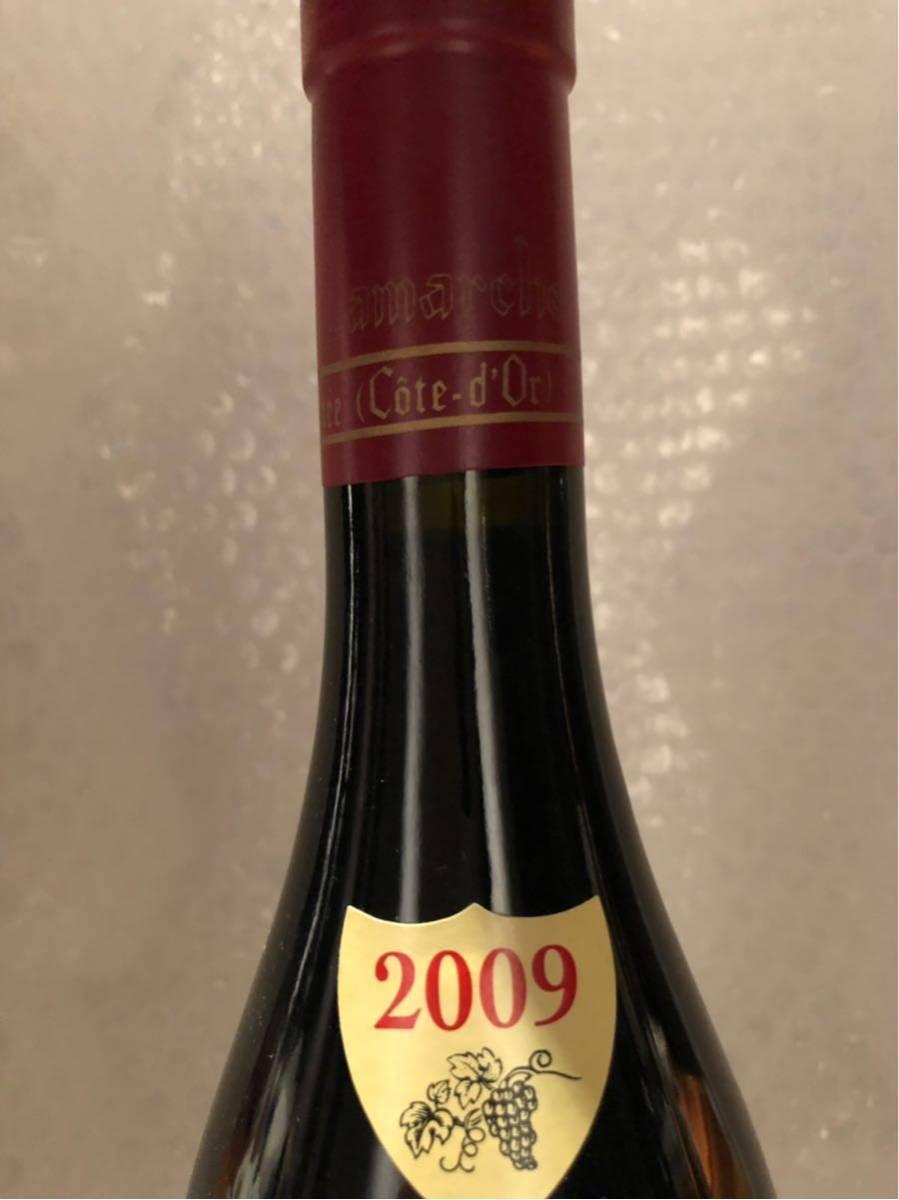 フランソワ ラマルシュ 2009 ヴーヌ ロマネ 750ml 赤ワイン_画像7
